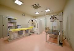 CT、レントゲン室